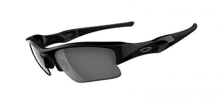 Oakley Okulary FLAK JACKET XLJ Jet Black/Black Iridium 03-915