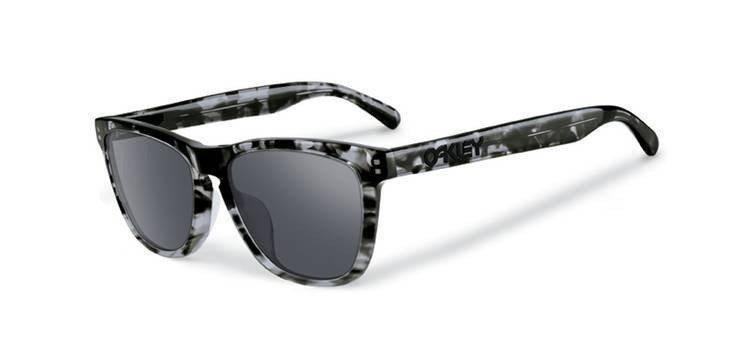 Oakley Sunglasses Frogskins LX Dark Grey Tortoise Black Iridium OO2043-08  OO2043-08  d764bcb01b