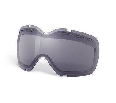 Szyba Oakley Stockholm Snow Dark Grey 01-050