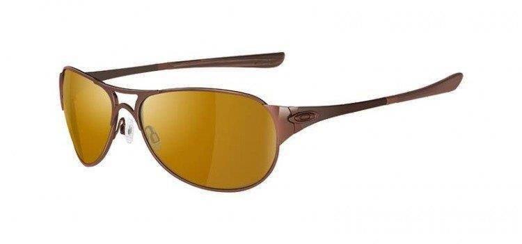 Oakley Sunglasses RESTLESS Polished Brown/Dark Bronze 05-719