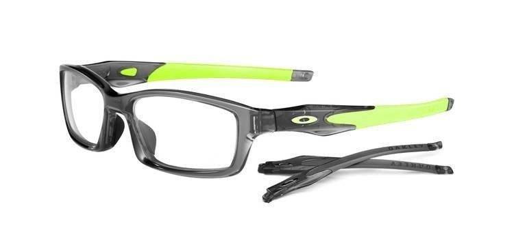 Oakley Optical frame CROSSLINK Grey Smoke/Retina Burn OX8027-0253