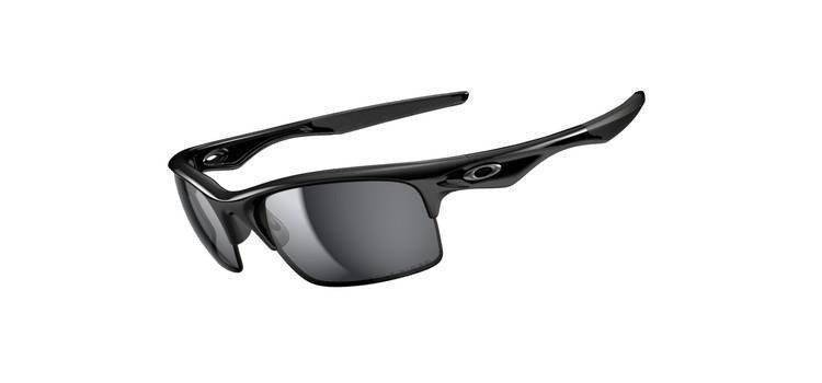 Oakley Sunglasses  BOTTLE ROCKET Polished Black/Black Iridium Polarized OO9164-01