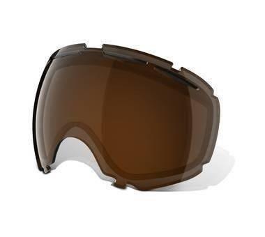 Glass Oakley Canopy Snow Black Iridium 02 339 02 339