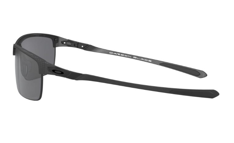Oakley Sunglasses POLARIZED CARBON BLADE Matte Carbon/Black Iridium Polarized OO9174-03