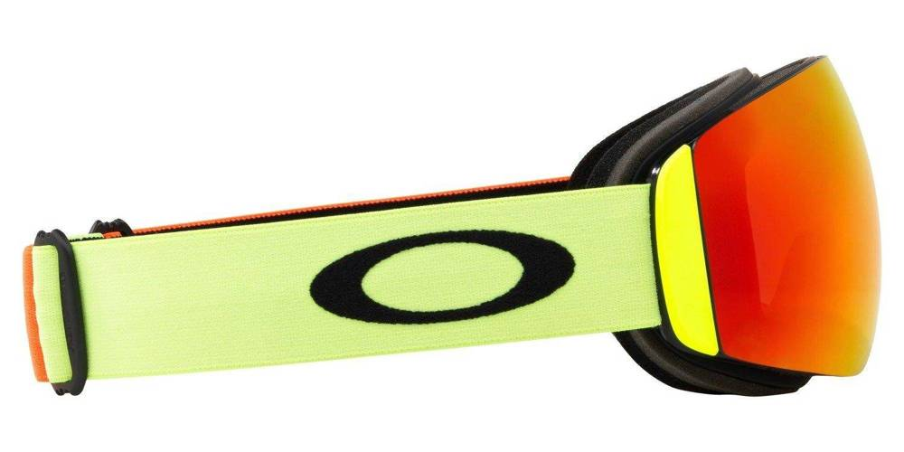 Oakley Goggles FLIGHT DECK XM 2018 Team Oakley / Prizm Snow Torch Iridium OO7064-72
