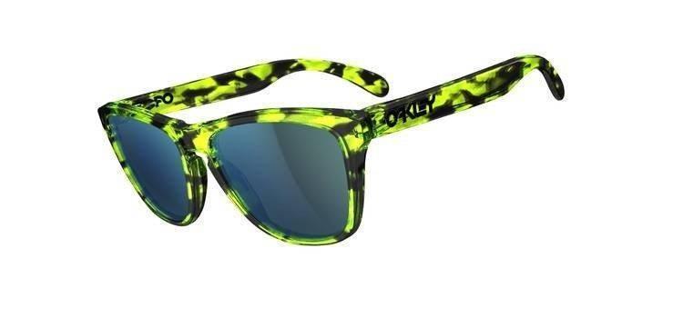 78c463b5d5 Oakley Sunglasses Frogskins Acid Tortoise Green Emerald Iridium 24-310  Oakley Sunglasses Frogskins Acid Tortoise Green Emerald Iridium 24-310