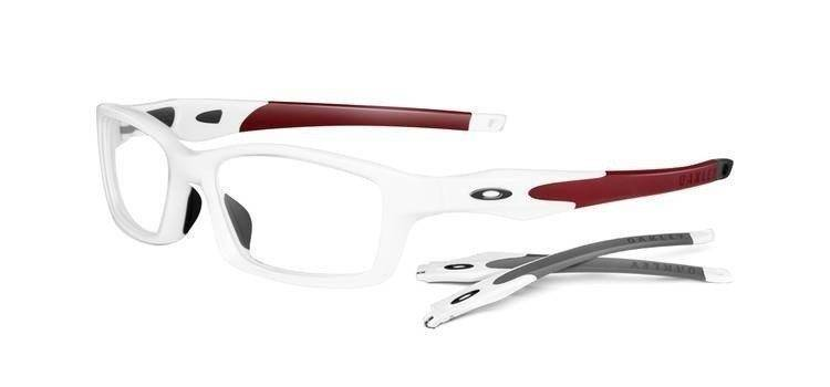 Oakley Optical frame CROSSLINK Pearl - Team Cardinal OX8030-0455