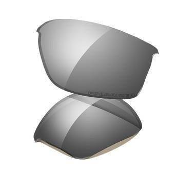 Oakley Lenses FLAK JACKET Black Iridium Polarized 13-651