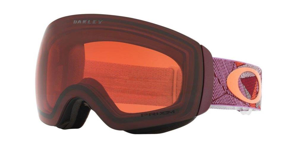 Oakley Goggles FLIGHT DECK XM Prizmatic Port / Prizm Snow Rose OO7064-74
