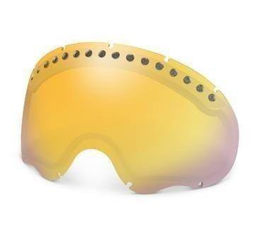 Szyba Oakley A Frame Snow Fire Iridium 02-239