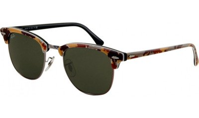 Ray-Ban Okulary CLUBMASTER RB3016 - 1068