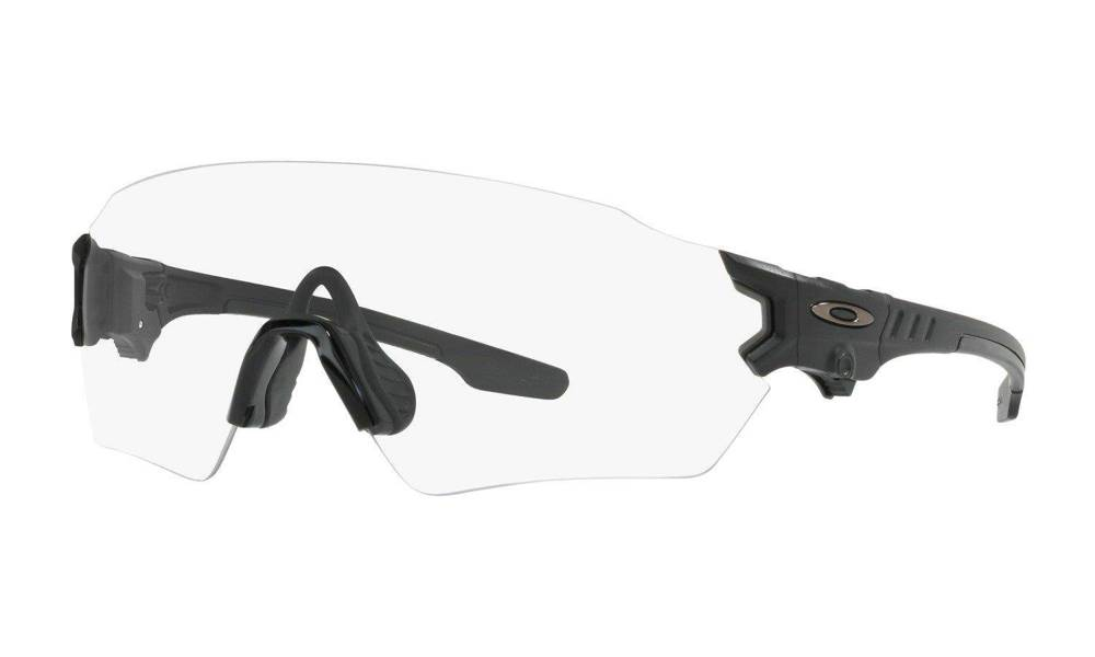Oakley - SI Tombstone Spoil Matte Black Array - Prizm 3LS (Clear, Tr22, Tr45) - OO9328-01