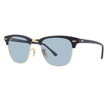 Ray-Ban Sunglasses polarized CLUBMASTER RB3016 - 901S3R