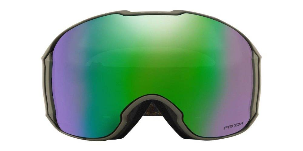 Oakley Gogle Airbrake XL Camo Vine Jungle / Prizm Snow Jade Iridium & Prizm Rose OO7071-34