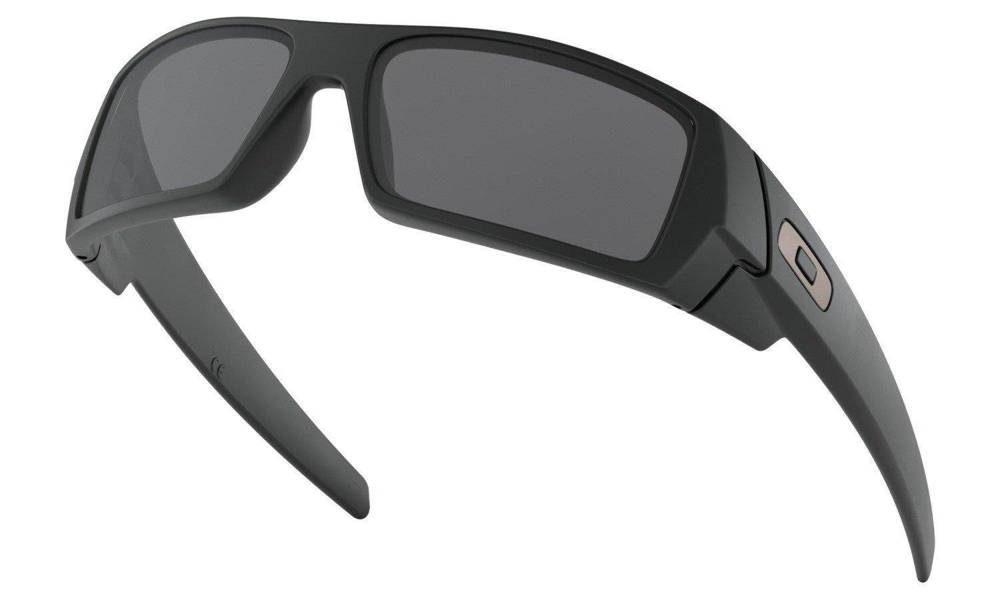 Oakley Sunglasses Gascan Matte Black / Grey 03-473