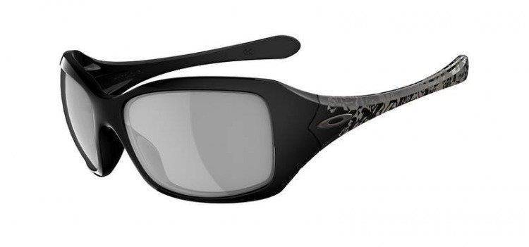 Oakley RAVISHING Black/Skull Roses/Grey 24-038