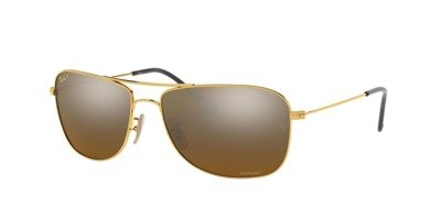 Ray-Ban Sunglasses CHROMANCE RB3543-001/A3