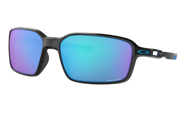 Oakley Sunglasses SIPHON Polished Black/Prizm Sapphire OO9429-02