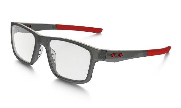 OAKLEY Oprawa Korekcyjna HYPERLINK Satin Grey Smoke OX8078-05