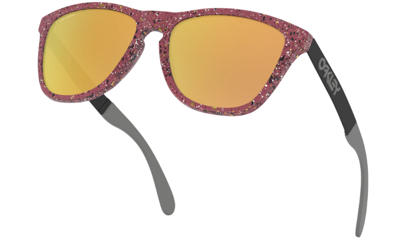 Oakley Sunglasses FROGSKINS MIX Splatter Vampirella/Prizm Rose Gold OO9428-10