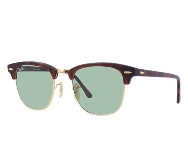 Ray-Ban Sunglasses polarized CLUBMASTER RB3016 - 1145O5