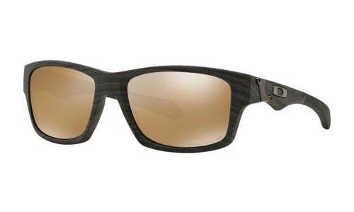 Oakley Okulary JUPITER SQUARED Woodgrain/Tungsten Iridium Polarized OO9135-07 - small1