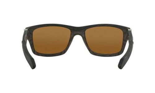 Oakley Okulary JUPITER SQUARED Woodgrain/Tungsten Iridium Polarized OO9135-07 - small3