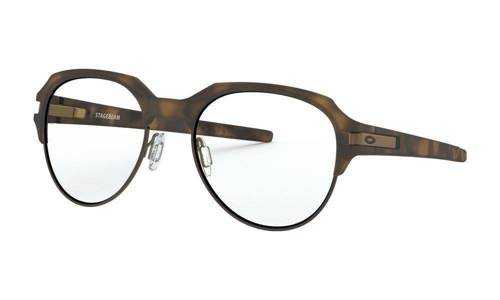 Oakley Optical Frame STAGEBEAM Matte Brown Tortoise OX8148-02 - small1
