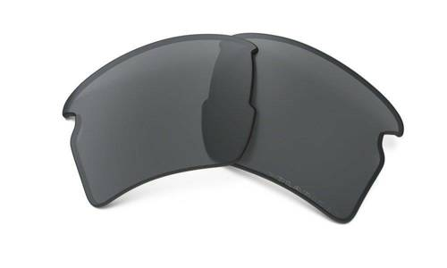 Flak® 2.0 XL Replacement Lenses Black Iridium Polarized 101-351-004