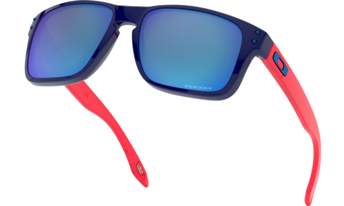 Oakley Sunglasses Junior HOLBROOK XS Polished Navy/Prizm Sapphire OJ9007-05 - small5