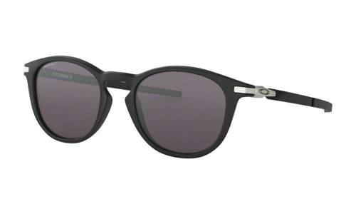 Oakley Sunglasses PITCHMAN R Satin Black/Prizm Grey OO9439-01 - small1