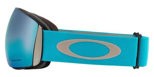 Oakley Gogle Flight Deck Sea MoonRock / Prizm Snow Sapphire Iridium OO7050-66 - small2