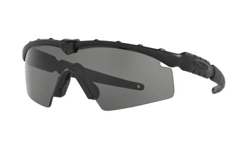 Oakley Sunglasses Matte Black/Grey 11-140 - small1