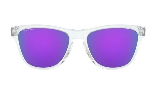 Oakley Sunglasses Junior FROGSKINS XS Polished Clear/Prizm Violet OJ9006-14 - small2