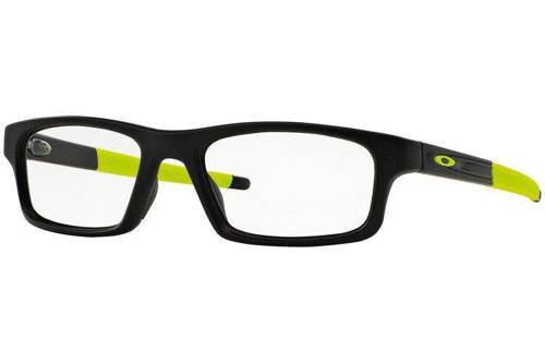 Oakley Oprawa Korekcyjna CROSSLINK PITCH Satin Black/Retina Burn OX8037-09 - small1