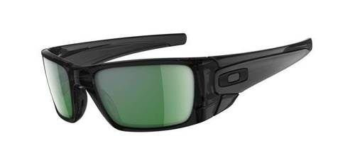 Oakley FUEL CELL Polished Black Ink/Emerald Iridium OO9096-85