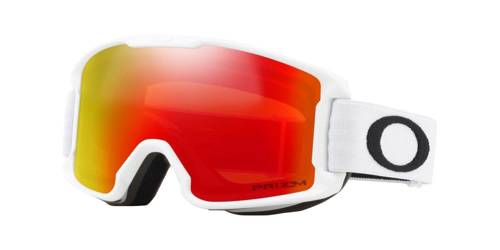 Oakley Gogle Line Miner Youth MATTE WHITE / Prizm Snow Torch Iridium OO7095-08 - small1