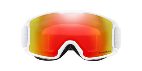 Oakley Gogle Line Miner Youth MATTE WHITE / Prizm Snow Torch Iridium OO7095-08 - small3