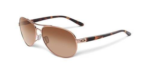 Oakley Okulary FEEDBACK Rose Gold/VR50 Brown Gradient OO4079-01