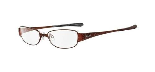 Oakley Optical frame POETIC 4.0 Red Titanum 12-399