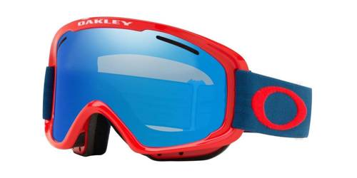 Oakley Gogle O Frame 2.0 XM Red Poseidon / Black Ice Iridium & Persimmon OO7066-51 - small1