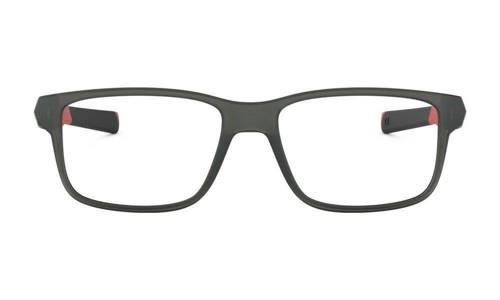 Oakley Optical Frame Junior FIELD DAY Satin Grey Smoke/Clear OY8007-02 - small2