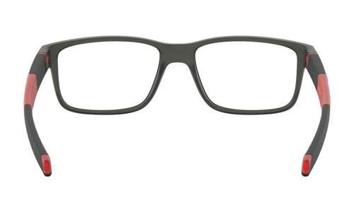 Oakley Optical Frame Junior FIELD DAY Satin Grey Smoke/Clear OY8007-02 - small3