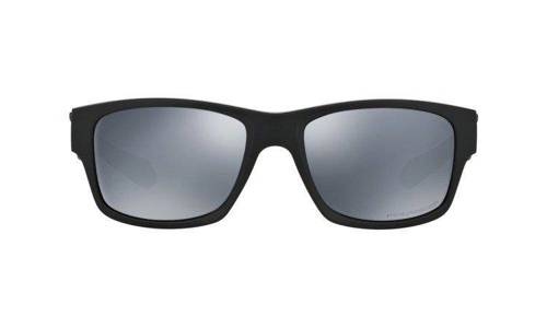 Oakley Sunglasses  JUPITER SQUARED Matte Black/Black Iridium Polarized OO9135-09 - small2