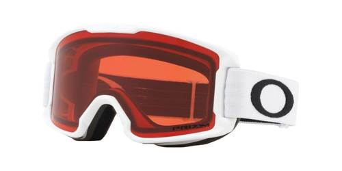 Oakley Gogle Line Miner Youth MATTE WHITE / Prizm Snow Rose OO7095-09 - small1