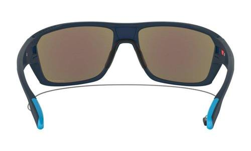 Oakley Sunglasses SPLIT SHOT Matte Translucent Blue/Prizm Sapphire Polarized OO9416-04 - small3