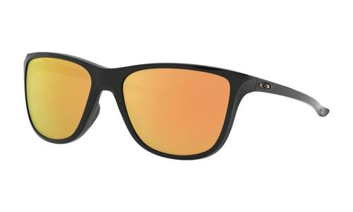 Oakley Sunglasses REVERIE Polished Black/Prizm Rose Gold OO9362-10 - small1