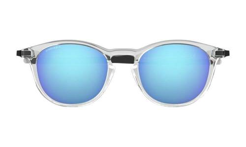 Oakley Sunglasses PITCHMAN R Polished Clear/Prizm Sapphire OO9439-04 - small6