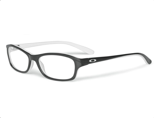 Oakley Optical frame ENTRANCED Polished Black.white OX1063-0152