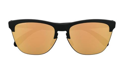 Oakley Sunglasses FROGSKINS LITE Matte Black/Prizm Rose Gold OO9374-26 - small6